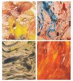 Ambiti di provenienza astratti di colore illustrazione di stock