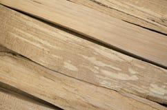 ambiti di provenienza astratti - legno tagliato Fotografia Stock Libera da Diritti