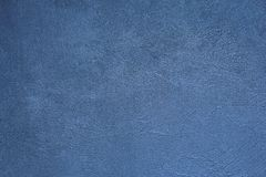 Ambiti di provenienza blu di struttura della parete del cemento fotografia stock libera da diritti