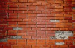 Ambiti di provenienza dei mattoni della parete Immagini Stock Libere da Diritti