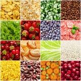 Ambiti di provenienza dell'alimento Fotografie Stock Libere da Diritti