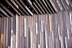 Ambiti di provenienza della parete di legno Immagini Stock Libere da Diritti