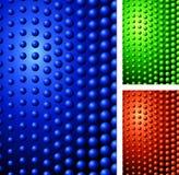 Ambiti di provenienza della sfera Fotografia Stock