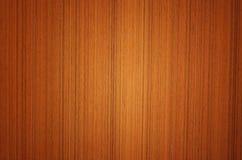 Ambiti di provenienza di legno della parete di Brown Fotografia Stock