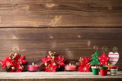 Ambiti di provenienza di Natale. Immagini Stock