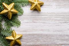 Ambiti di provenienza di Natale. Fotografia Stock