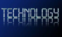 Ambiti di provenienza di tecnologia illustrazione di stock
