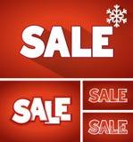 Ambiti di provenienza di vendita Immagine Stock Libera da Diritti