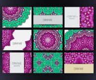 Ambiti di provenienza floreali artistici Fotografia Stock Libera da Diritti