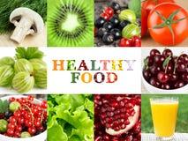 Ambiti di provenienza sani dell'alimento Fotografie Stock Libere da Diritti