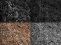 Ambiti di provenienza strutturati del granito immagine stock