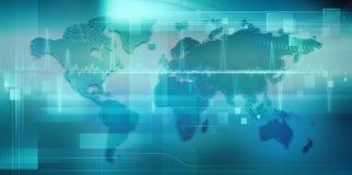 Ambiti di provenienza techni astratti Immagini Stock Libere da Diritti