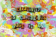 Ambition de conception d'inspiration de direction de créativité photo stock