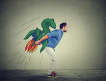 Free Ambitious Young Man With High Risky Financial Goals Stock Photo - 63258220