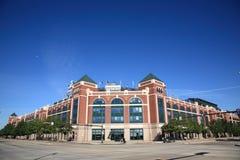 Ambito dei Texas Rangers a Arlington fotografie stock libere da diritti