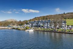 Free Ambleside, A Lakeside Town By Windermere Lake Within The Lake District National Park In England, UK Royalty Free Stock Photos - 119614888