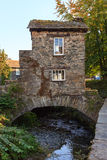 Ambleside Bridge House Royalty Free Stock Images