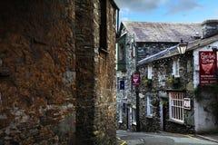 Ambleside, Cumbria lizenzfreies stockfoto