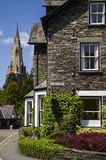 Ambleside in the Lake District Royalty Free Stock Photo