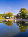 Ambleside. Still waters at Ambleside, cumbria, UK Stock Images