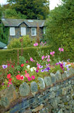 Ambleside village Stock Photography