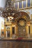 Ambo och den kungliga porten Royaltyfria Bilder