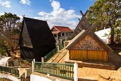 Ambohimanga palace Royalty Free Stock Photography