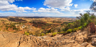 Ambohimanga panorama Royalty Free Stock Photo