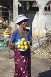Ambohitrarivo, Madagascar Fotografia Stock Libera da Diritti