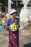 Ambohitrarivo Madagascar Royaltyfri Foto