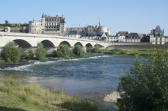 Amboise Stock Photo