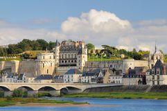 Amboise Royalty Free Stock Photo