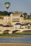 amboise balonu miasta zdjęcie stock