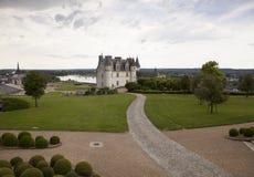 Amboise castel Stock Images