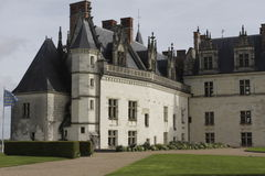 Amboise Castel Loire Valley Royalty Free Stock Images