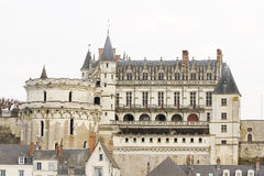 Amboise Castle, Γαλλία Στοκ εικόνες με δικαίωμα ελεύθερης χρήσης