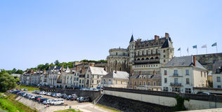 Amboise Castle – France Stock Photos