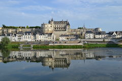 Amboise Castle Royalty Free Stock Photos