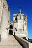 Amboise Castle, France Royalty Free Stock Photos