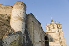 Amboise Castle, France Royalty Free Stock Photo
