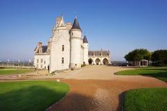 Amboise castle, France Royalty Free Stock Photos