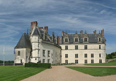 Amboise Chateau, Loire Valley, France Stock Photography