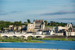 Amboise Royalty Free Stock Photography
