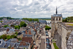 Amboise Royalty Free Stock Images
