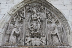 Amboise Royalty Free Stock Photos