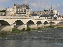 Amboise (Frankrijk) Royalty-vrije Stock Foto's
