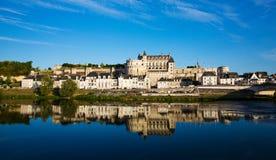 Amboise, Frankrijk royalty-vrije stock afbeelding