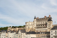 Amboise's Castle Royalty Free Stock Image