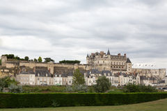 Amboise's Chateau Stock Photos