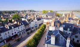 Amboise village Stock Photos